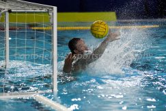 Marco Del Lungo An Brescia Waterpolo National Goalkeeper - Photo ©Antonella Mannara