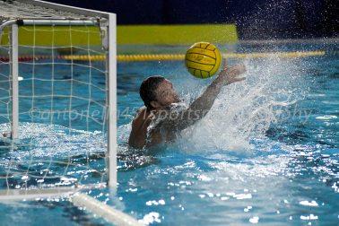 Marco Del Lungo An Brescia Waterpolo National Goalkeeper - Photo ©Antonella Mannara