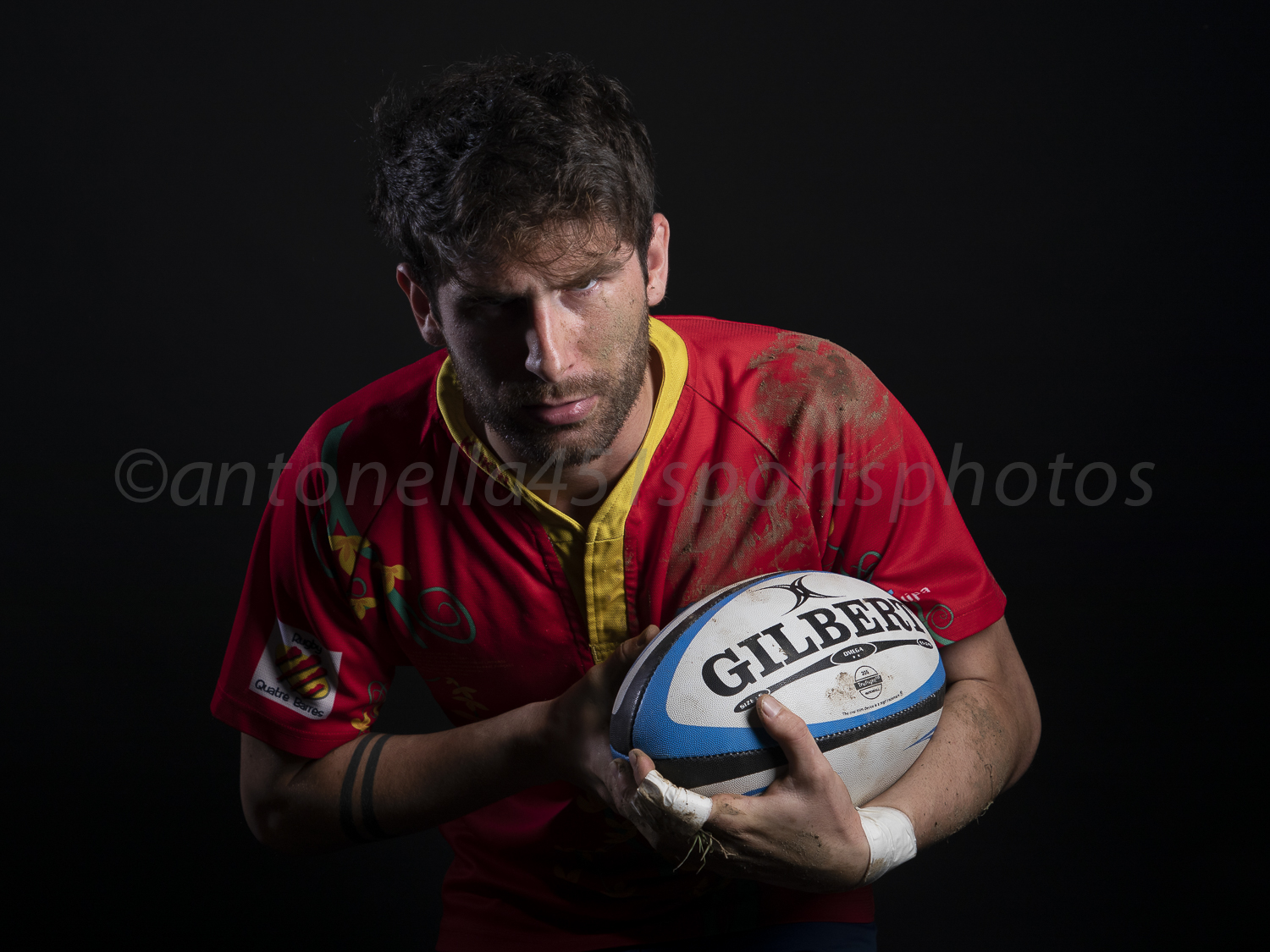 Sergio Sancho - Rugby Player - RC l'HOSPITALET