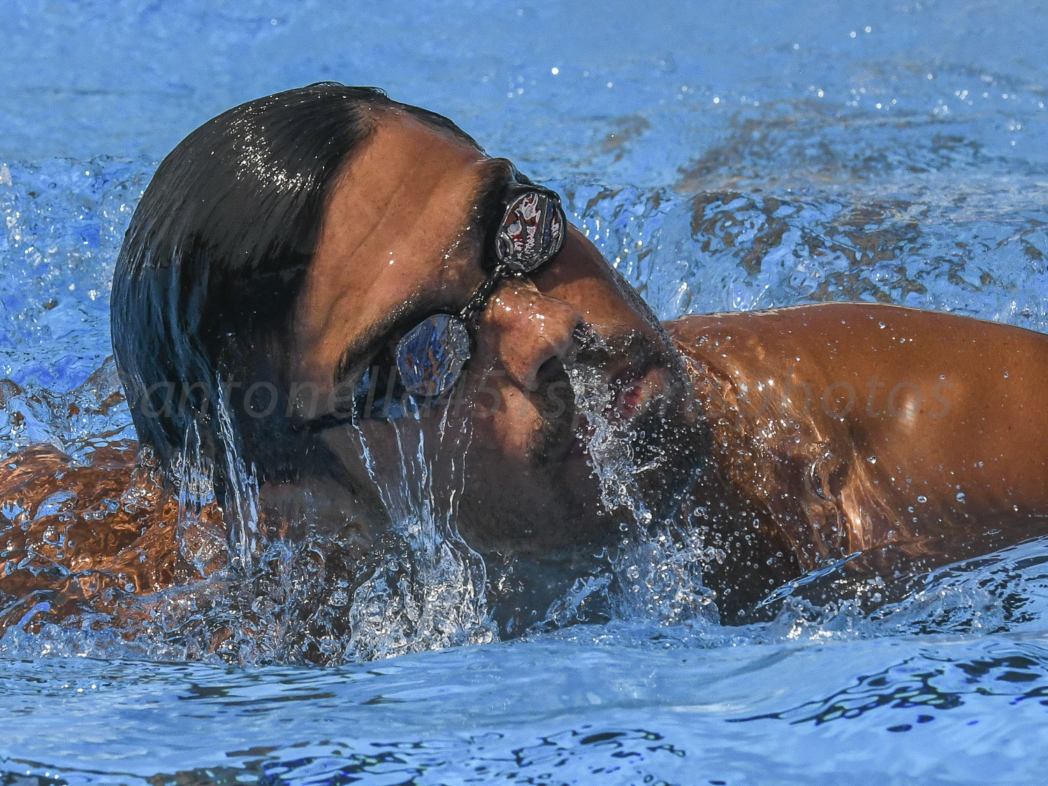 Alex Gounas - Greece Men Team Waterpolo