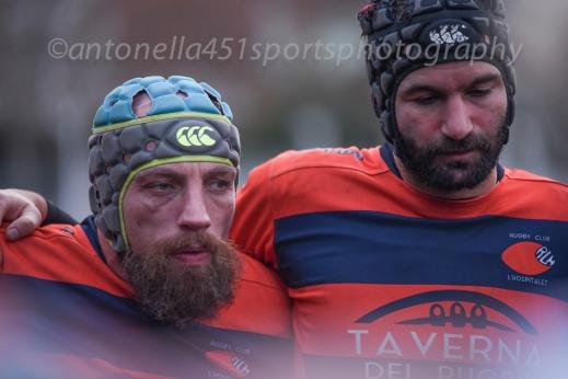 Photo ©Antonella Mannara Rugby Match Hospitalet Mallorca