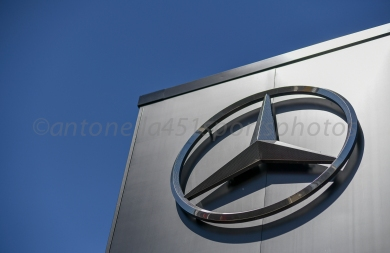 Paddock of Mercedes Benz - ©Photo Antonella Mannara